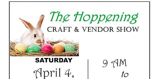 The Hoppening Craft & Vendor Show