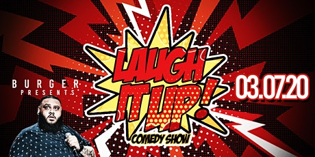 Laugh It Up! Comedy show tickets