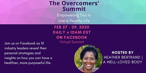 The Overcomers' Online Summit