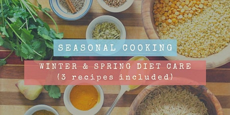 Seasonal Cooking - Winter & Diet Care tickets