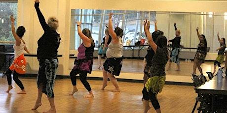Hula Dance Fitness Classes at DB&G Dance Studio on Saturdays at 2pm tickets
