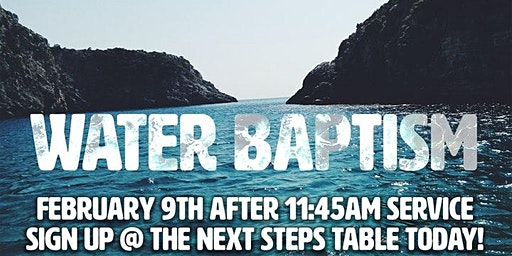 Water Baptism @ Living Word Gilbert