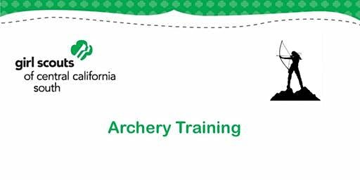 Archery Training- Fresno