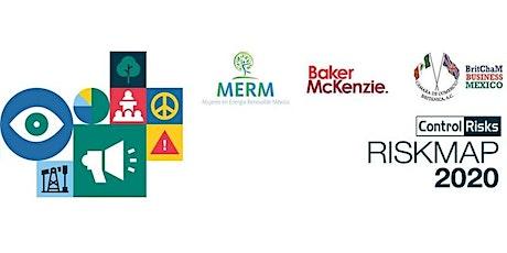 RiskMap 2020| Sector Energético boletos