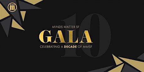 Minds Matter SF Gala tickets