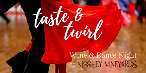 Taste and Twirl: Nightclub TwoStep Dance Lesson