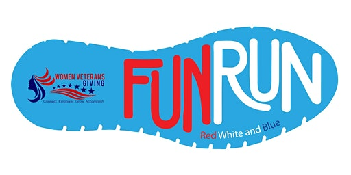 Women Veterans Red White and Blue 5k Run Walk Ride or just have fun!