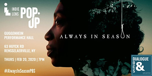"Docs & Dialogue Presents | ""Always in Season"" 