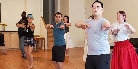 Hula Dance Fitness Classes at Senior Circle on Thursdays at 11am tickets
