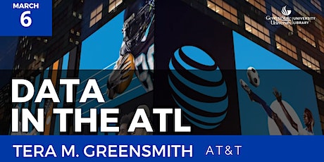 Data in the ATL with Tera Marie Greensmith tickets