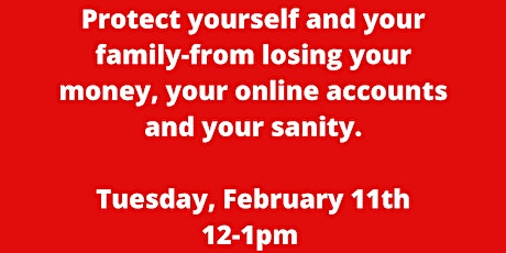 Hardening Your Identity Presented by Richard Hammer tickets