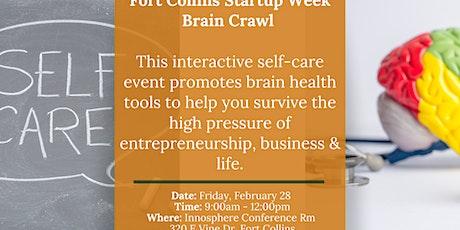 Fort Collins Startup Week Brain Crawl tickets