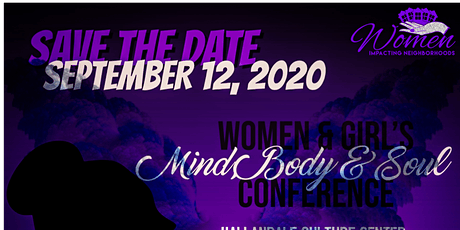 Women & Girl's Mind, Body & Soul Conference tickets