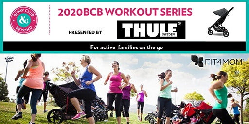 Bump Club and Beyond workout with Fit4Mom Presented by Thule! (Brandon, FL)
