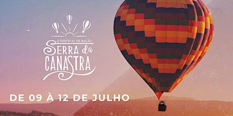 4º Festival de Balão da Serra da Canastra bilhetes
