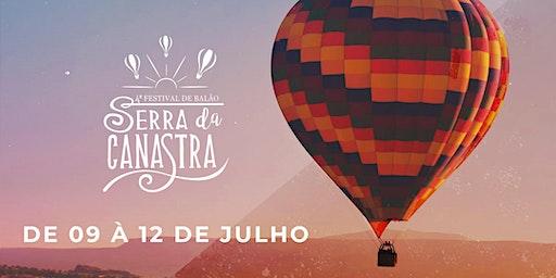 4º Festival de Balão da Serra da Canastra