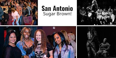 Sugar B :Burlesque Bad & Bougie Comedy San Antonio tickets
