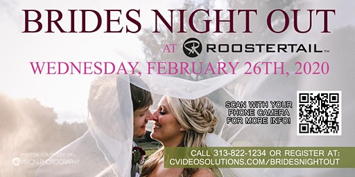 Brides Night Out at The Roostertail