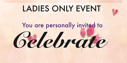 Copy of Celebrate ladies event