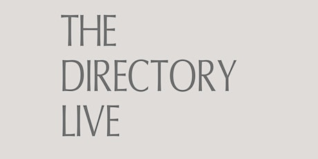 The Directory LIVE with Cory + Candice 2.19.20 tickets