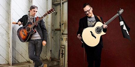 Candyrat Guitar Night feat. Antoine Dufour & Gareth Pearson tickets