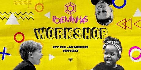 Workshop Poieminhas ingressos