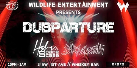 WLE Presents: DUBPARTURE tickets
