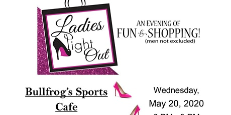Ladies Night Out (men not excluded) tickets