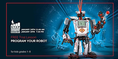 Free Robotics Event tickets