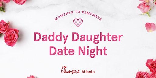 Daddy Daughter Date Night 2020-Alpharetta Commons