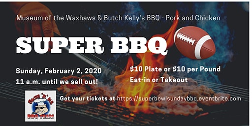 Super BBQ Fundraiser