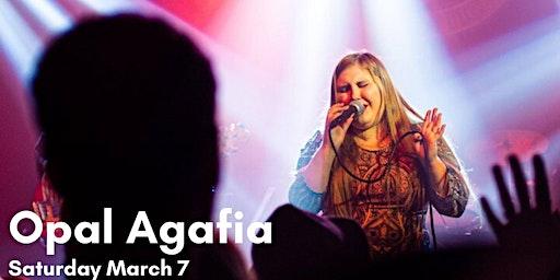 Opal Agafia LIVE at Harry's