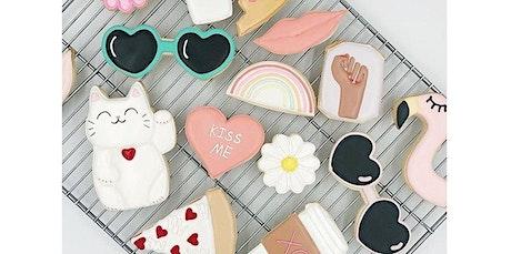 Valentine Cookie Decorating Workshop (02-08-2020 starts at 1:00 PM) tickets