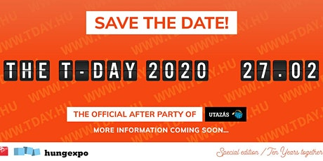 The T-Day 2020 tickets