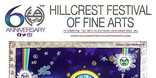 Hillcrest Festival of Fine Arts 60th Anniversary