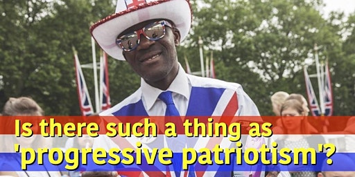 Is there such a thing as 'progressive patriotism'?