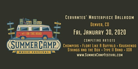 Summer Camp On the Road w/ Chompers, Float Like A Buffalo, Krushendo + More tickets