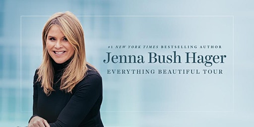 Meet Jenna Bush Hager at RH Greenwich