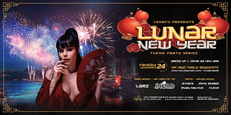 Lunar New Years Eve feat J Nold tickets
