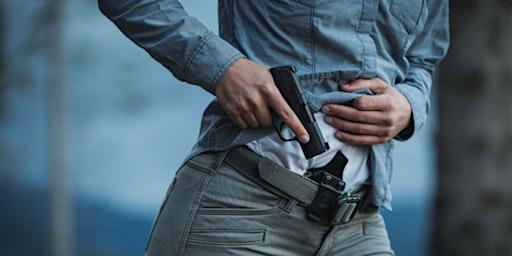 License To Carry A Handgun Class