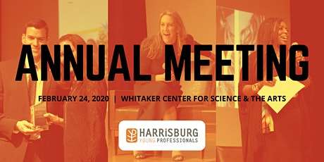 HYP's Annual Meeting tickets
