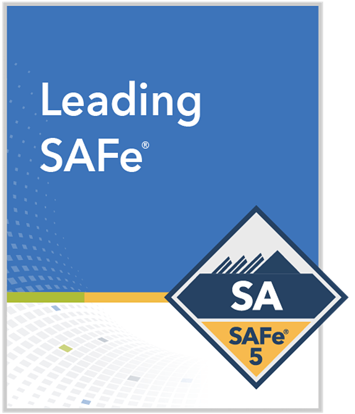 Leading SAFe 5.0 with SA Certification (EST time zone)- Remote class image