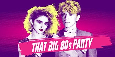 That Big 80's Party w/ DJ Marco tickets