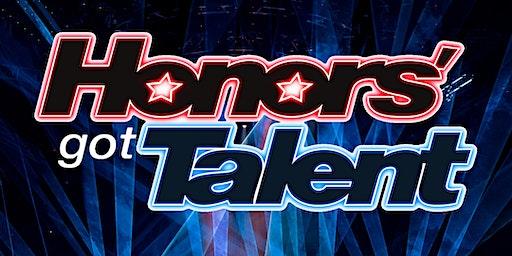 Honors' Got Talent- Winter Opening Social