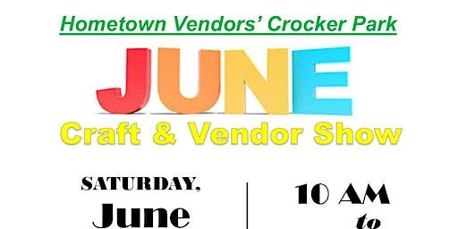 Crocker Park June Craft & Vendor Show