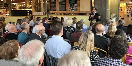 Coffee With Your Congressman in Wheaton