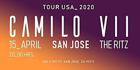 CAMILO SEPTIMO - Tour USA 2020 tickets