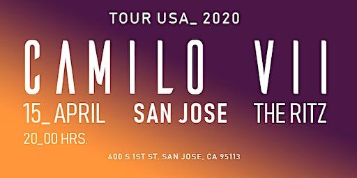 CAMILO SEPTIMO - Tour USA 2020
