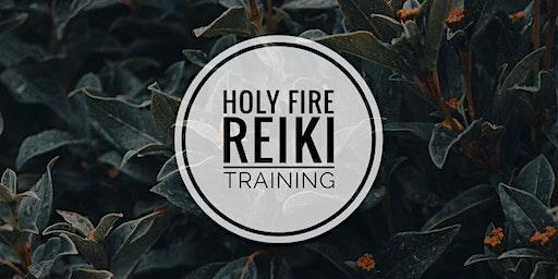 Holy Fire Reiki I & II Training in Lexington KY