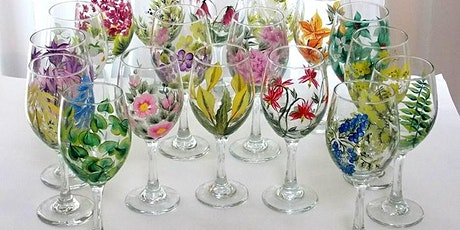Best 'Glass Painting' class in Huntington Beach ! tickets